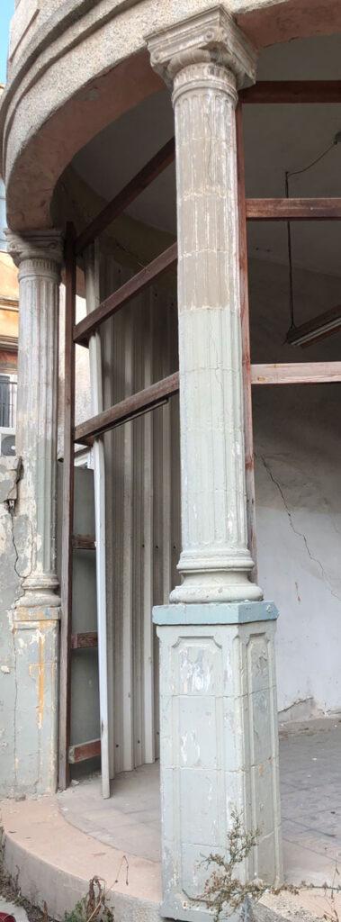 אדריכלות שימור בית זפטה