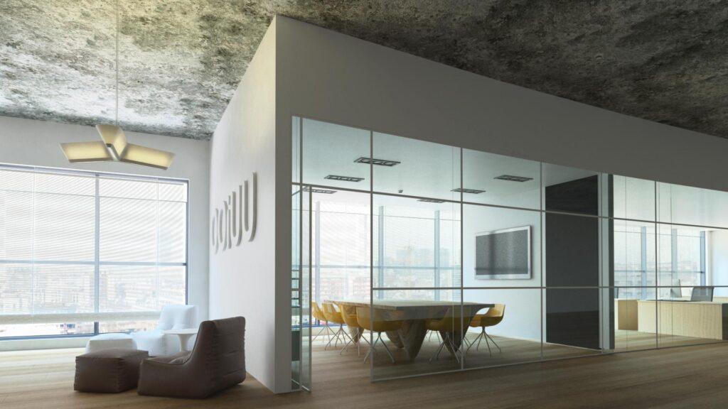 עיצוב משרדי חברת הייטק