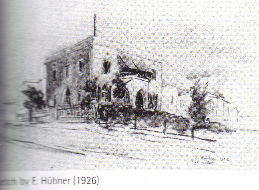 מתוך תיק תיעוד - אידלסון 30, תל אביב
