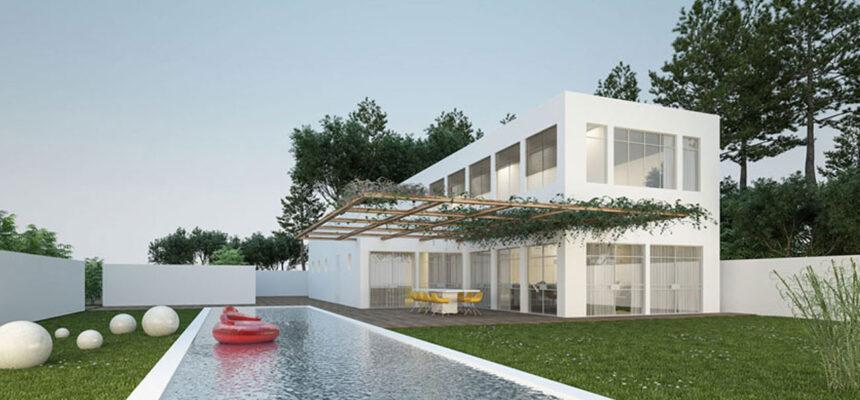 תכנון בית פרטי בשרון